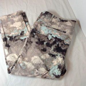 Mossimo crop pants